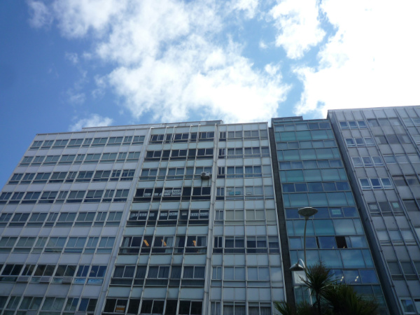 Oficina en centro de la ciudad a coru a - Alquiler pisos coruna ciudad ...